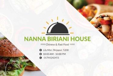Nanna Biriani House