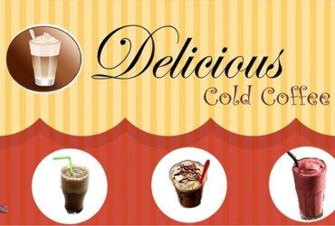 Delicious Cold Coffee